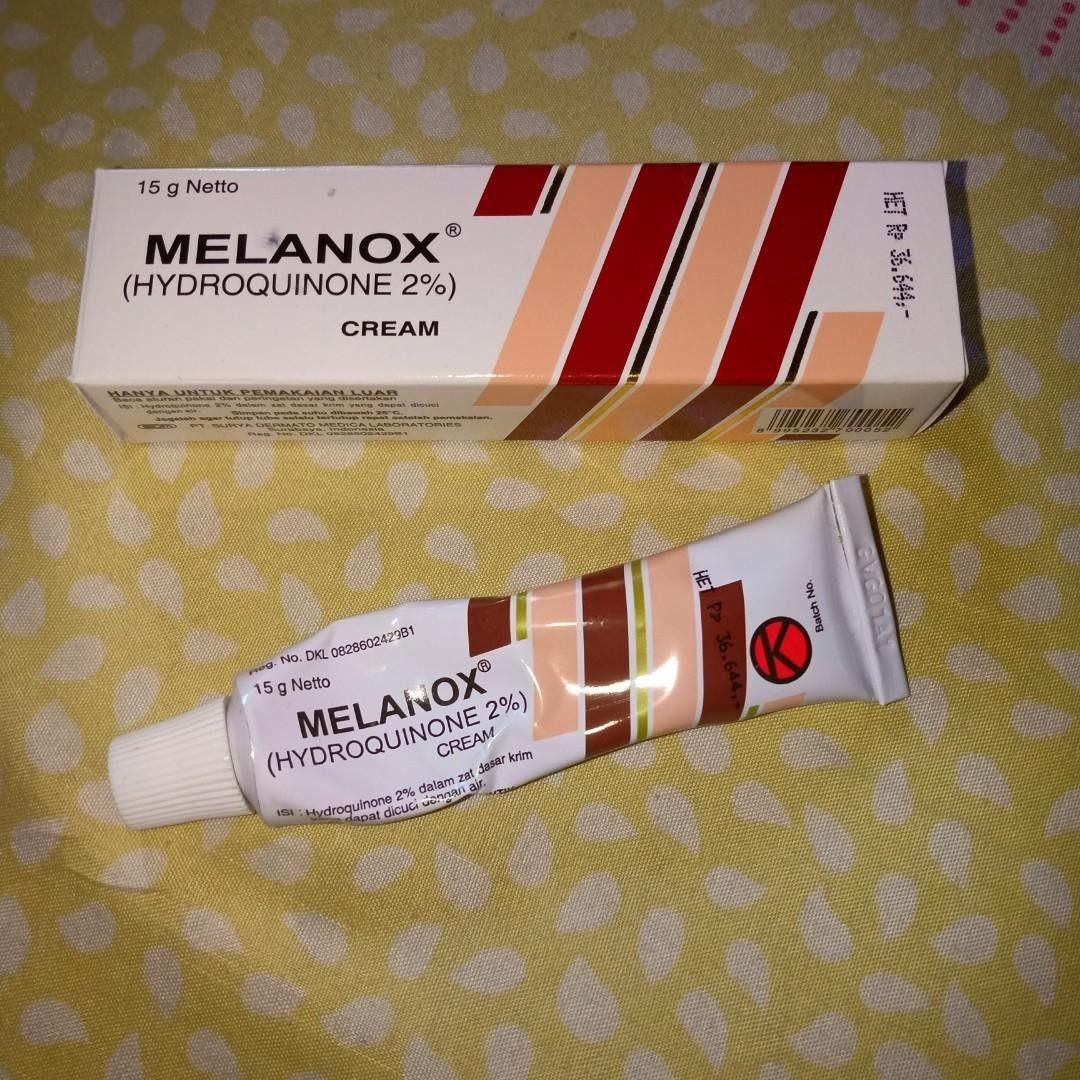 Cream Melanox Untuk Jerawat
