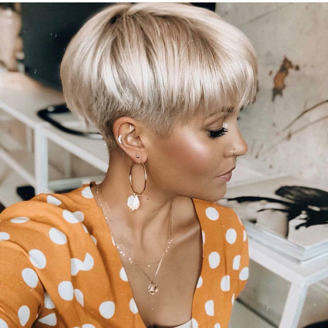 Top 15 Der Schonsten Und Einzigartigsten Frauen Kurze Frisuren 2020 55 Fotos Frisuren Kurz Kurzhaarschnitte Kurzhaarfrisuren