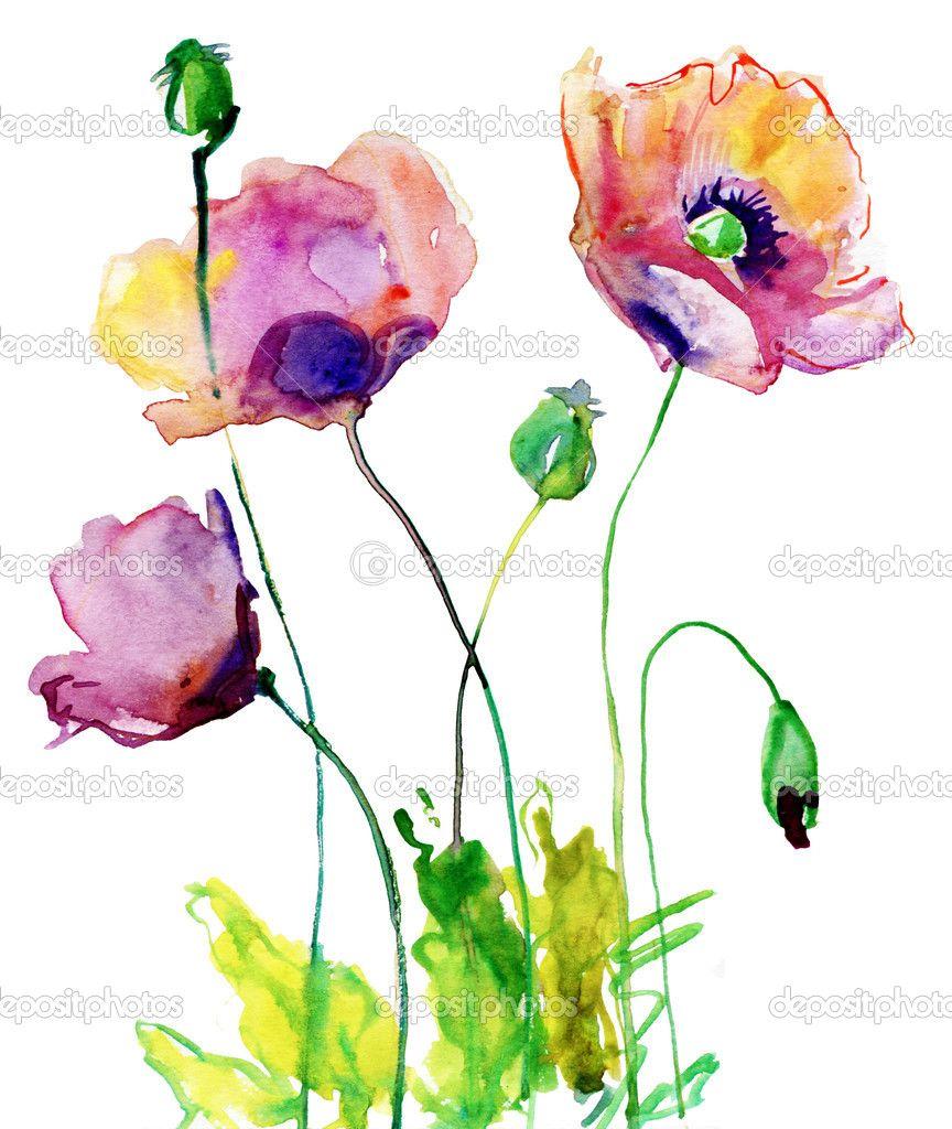 Immagini fiori stilizzati cerca con google tattoo for Fiori stilizzati colorati