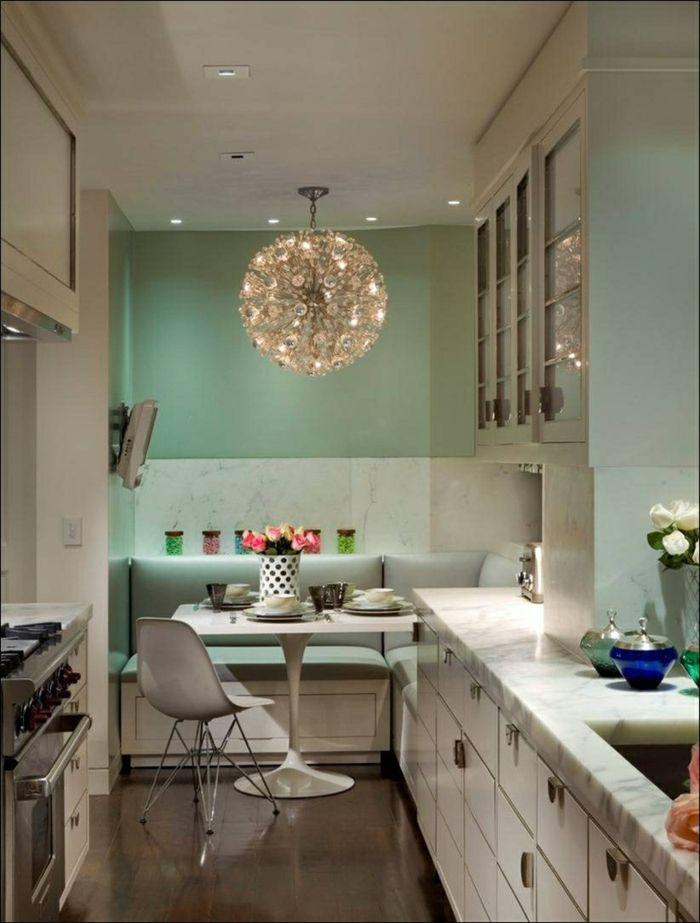 kleine küche einrichten küchengestaltung ideen Küche - einrichtung kleine küche