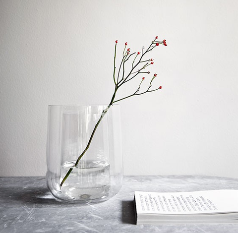 Vase Vase by Menu Vase, Shop design, Menu design