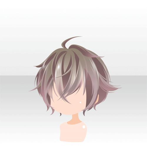 Pin By Seiko On Hairstyles Pinterest Chibi Anime Hair - Anime hairstyle pinterest