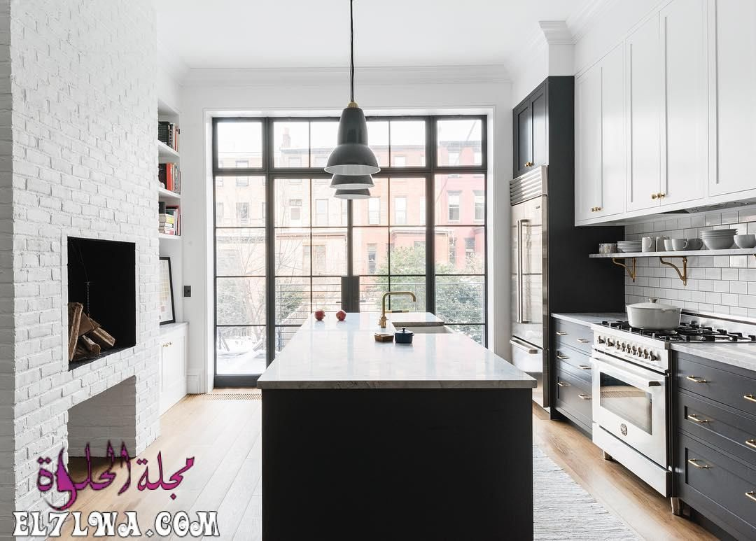 ديكورات مطابخ 2021 صور مطابخ سوف نتعرف سوي ا عبر هذا المقال على ديكورات مطابخ 2021 ي In 2020 Kitchen Renovation Trends Kitchen Remodel Design American Kitchen Design