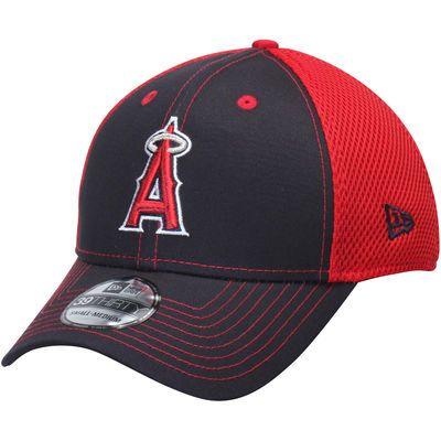 san francisco 78610 9e657 Los Angeles Angels of Anaheim New Era Team Front Neo 39THRITY Flex Hat…