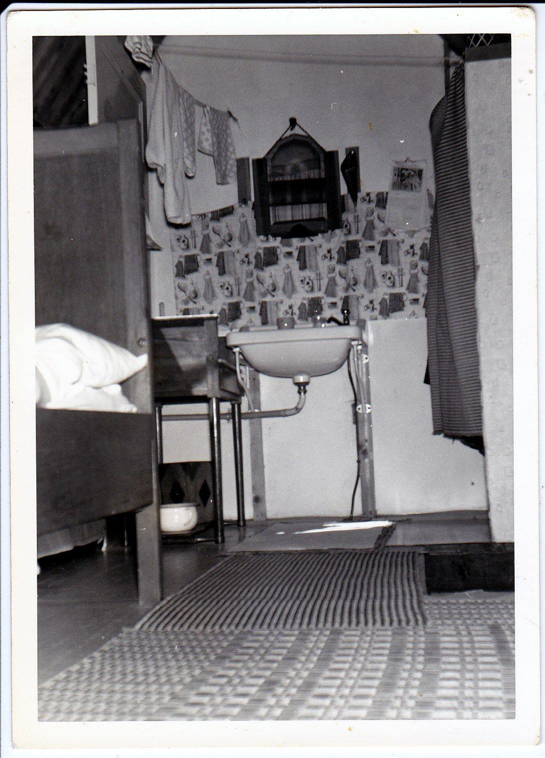 Een indruk van de slaapkamer.