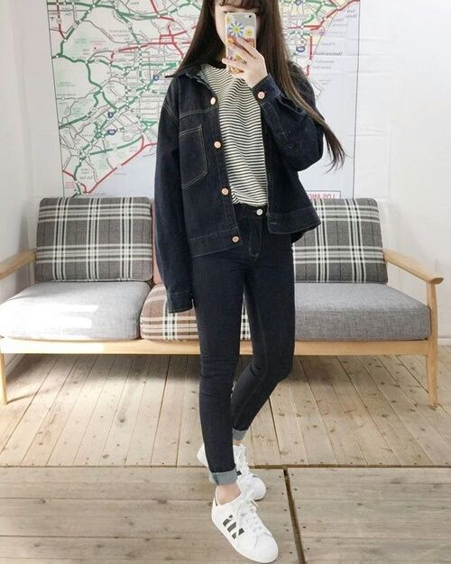 Fashion Style And Outfit Image Korean Fashion Fashion