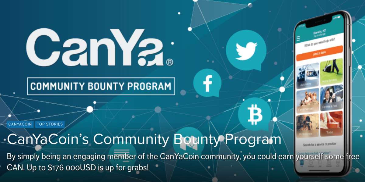 what is bounty in cryptocurrency