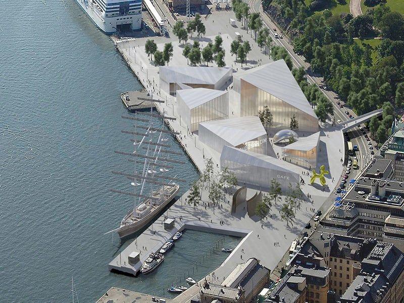 Guggenheim Helsinki Design Competition · Guggenheim Helsinki Design Competition Submissions Revealed