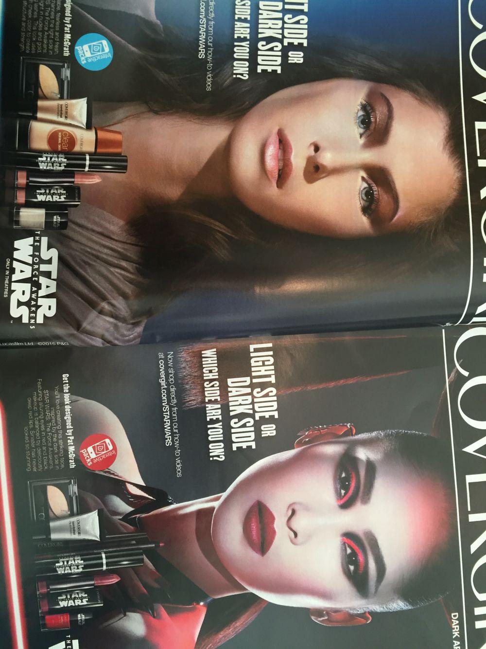 Star wars Make up