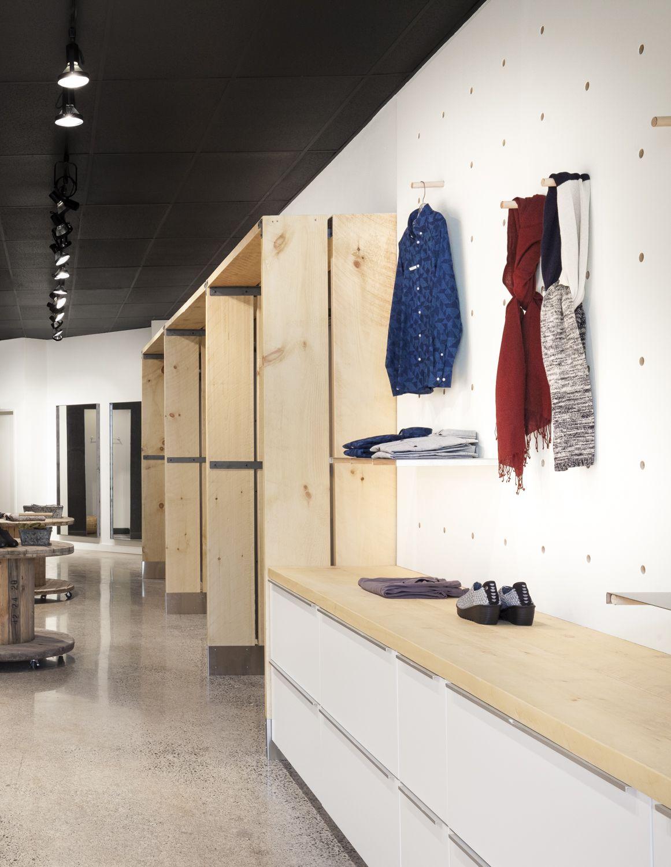 L'épingle à linge Boutique store par Taktik Design