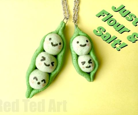 Peas in a pod pendants made from this easy salt dough recipe a these salt dough pendants are easy to make and oh so cute turn this classic salt dough recipe into adorable kawaii peas in a pod charms aloadofball Gallery