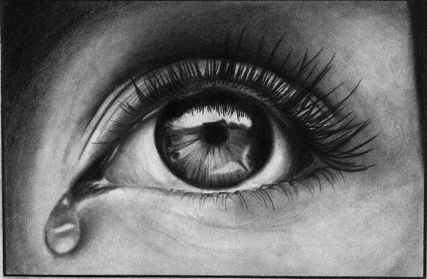 30 Expressive Drawings Of Eyes Cuded Eye Pencil Drawing Realistic Drawings Realistic Eye Drawing