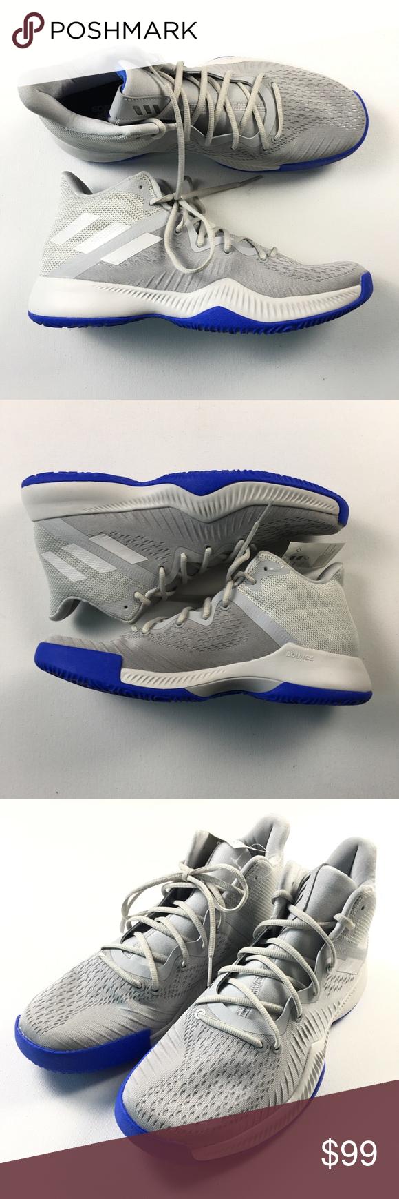 Adidas Men s Mad Bounce Basketball 13 ART CG4854 Brand new cd1d5d358
