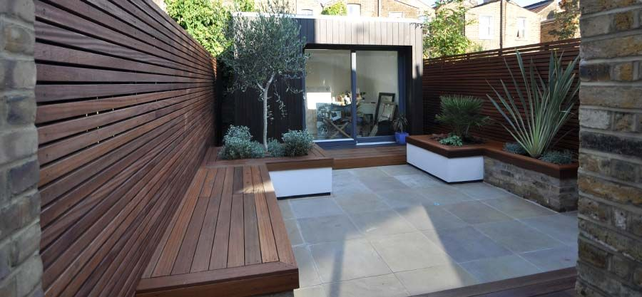 modern landscape design | ... London Contemporary Garden | Garden ...