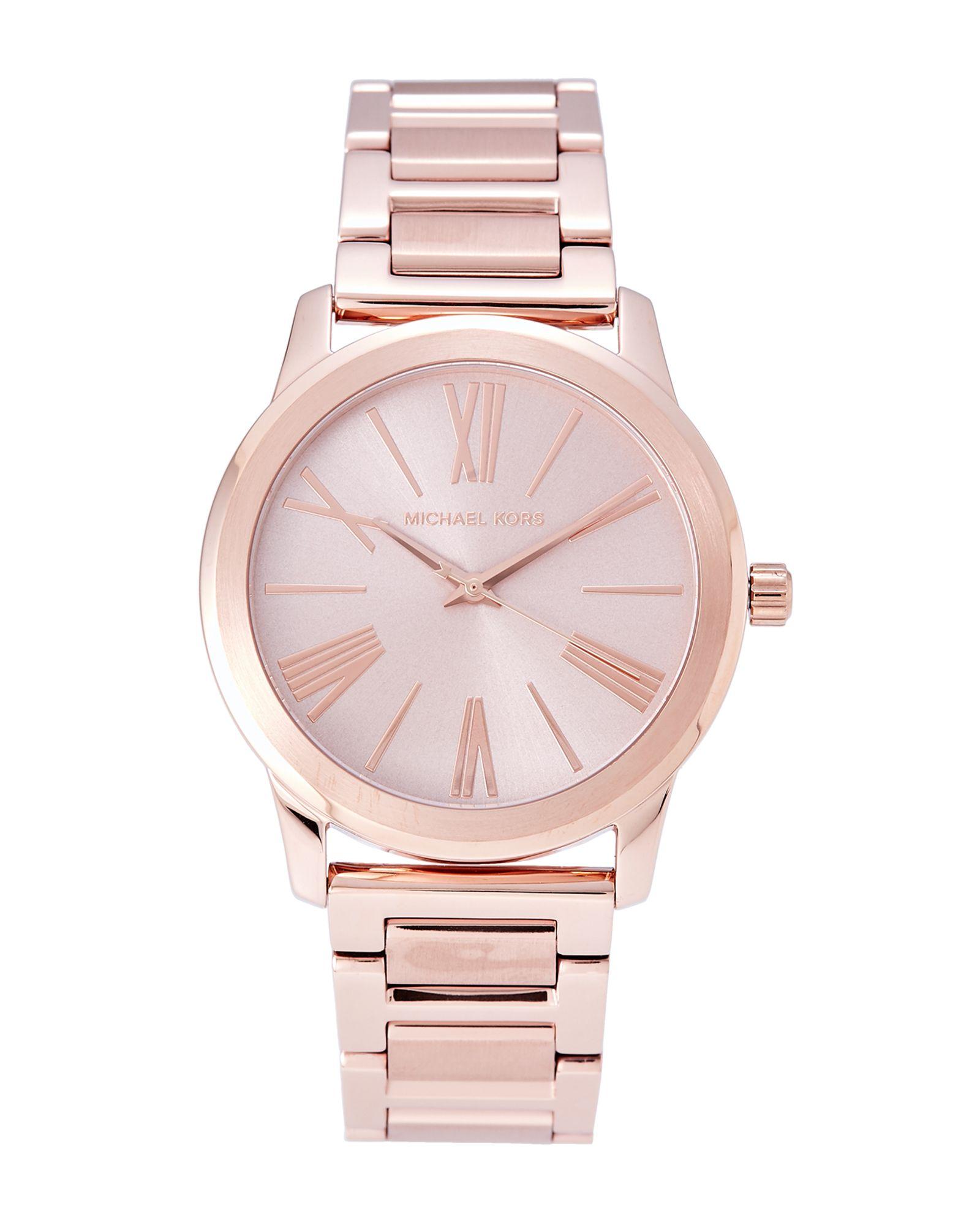 fb891a233805 Michael Kors MK3491 Rose Gold-Tone Watch