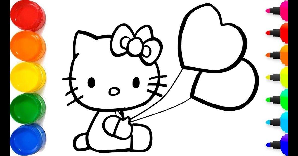 Paling Keren 19 Gambar Hello Kitty Mewarnai Anda Bisa Menggunakan Gambar Hello Kitty Untuk Background Atau Wallpaper Deskt Hello Kitty Cara Menggambar Gambar