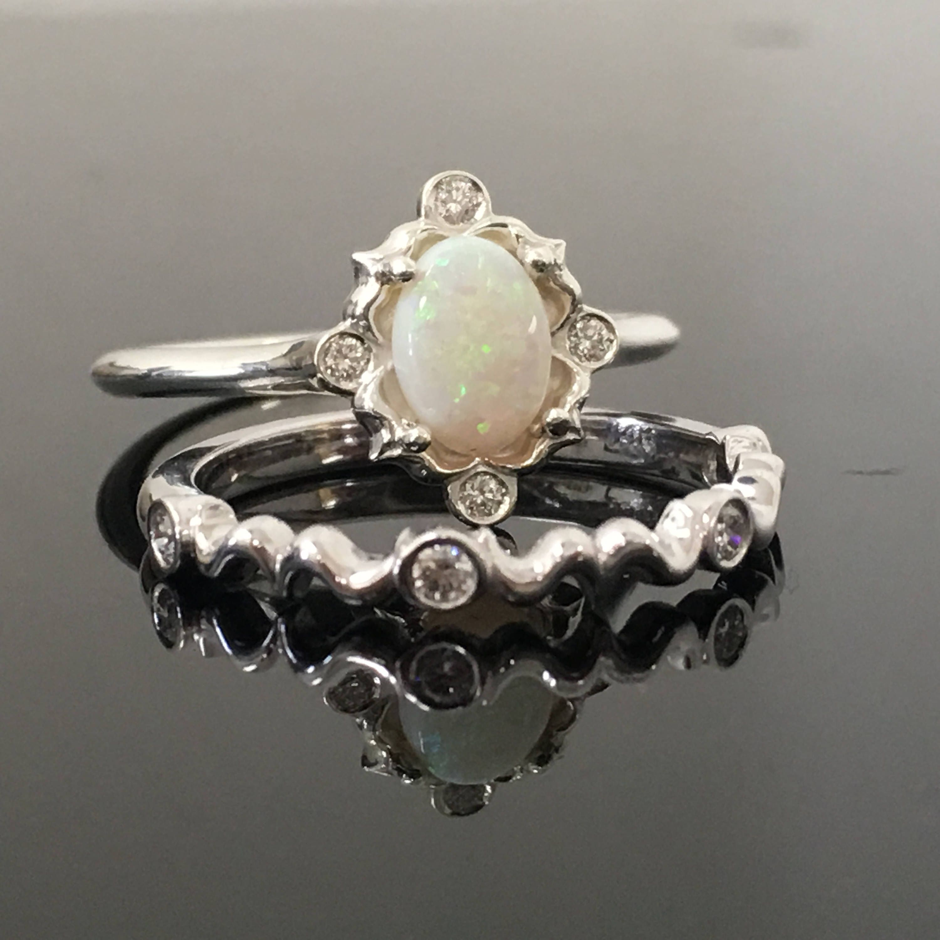 47++ Opal engagement ring and wedding band set information