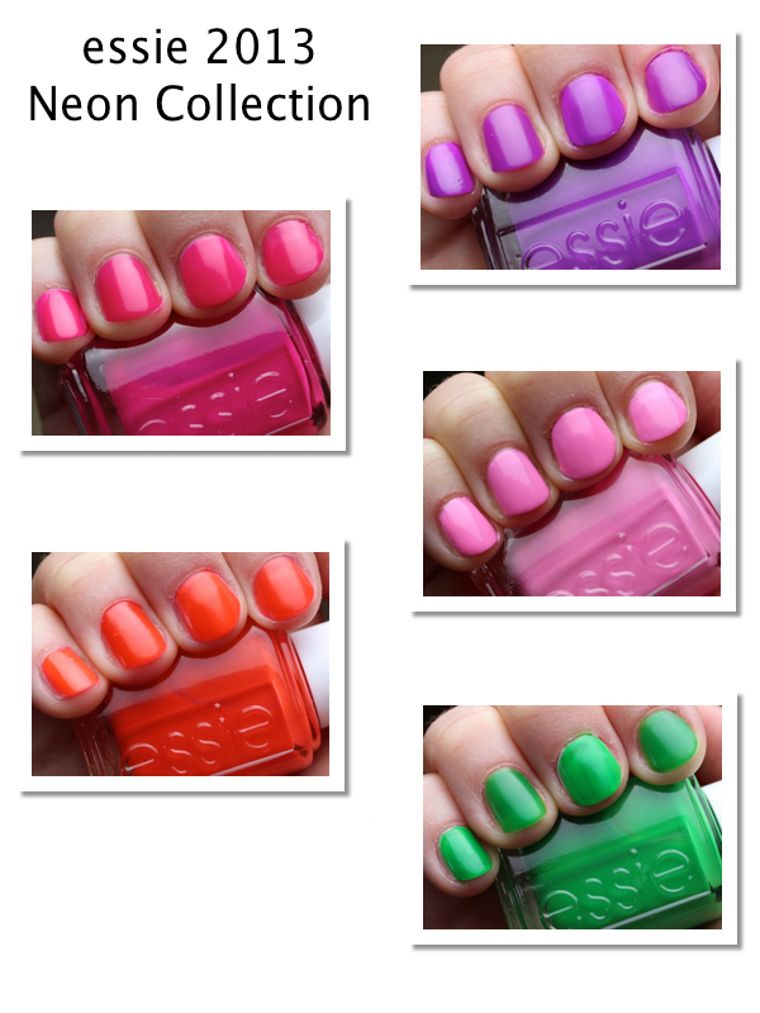 XOXO Glam | Nail polish for summer 2013 RoundUp: Essie, Butter ...