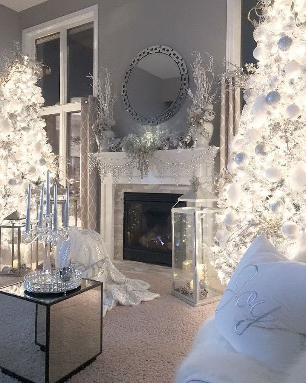 Apartment Christmas Decorations Indoor.49 Christmas Decoration Ideas For Apartment Living Room