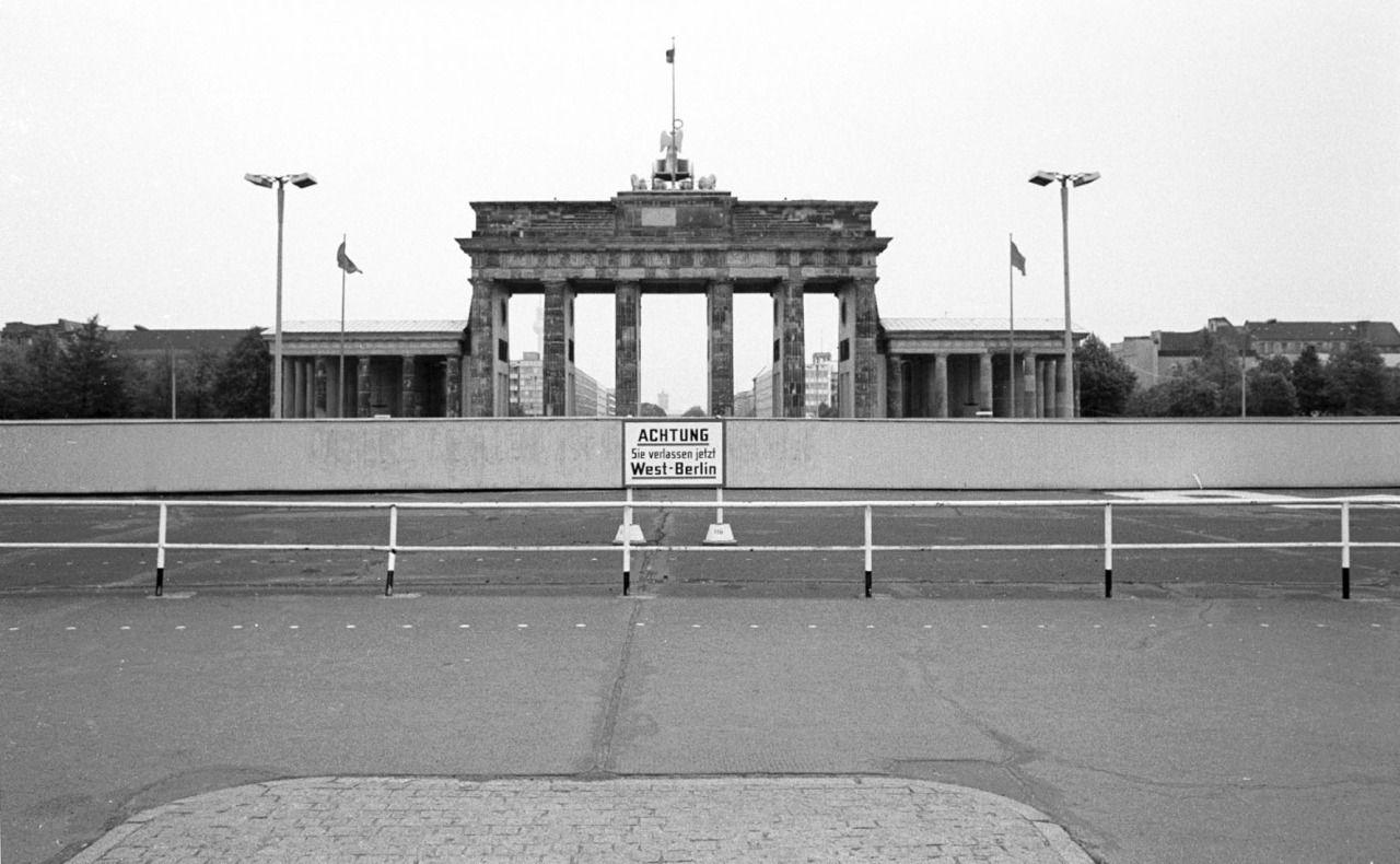 Chrisjohndewitt Berliner Mauer Berlin Deutsch Deutsche Grenze