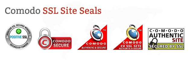 Comodo Site Seal to increase user\'s Trust and Conversion Rate ...
