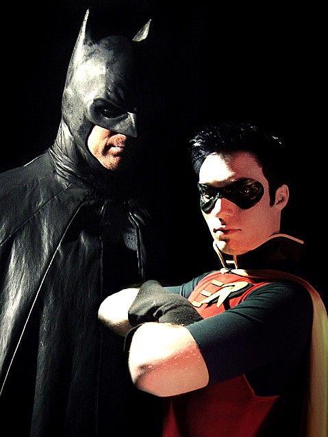 Alex ross art: Batman and Robin | Dc superheroes | Batman ...