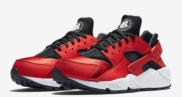 33db593b6d034 ... black red c6a8e ed627; shopping the nike air huarache is the next silo  to pick up the signature bred colorway