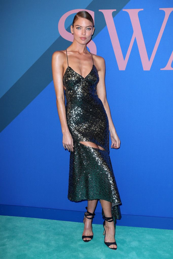 Martha Hunt in Milly.