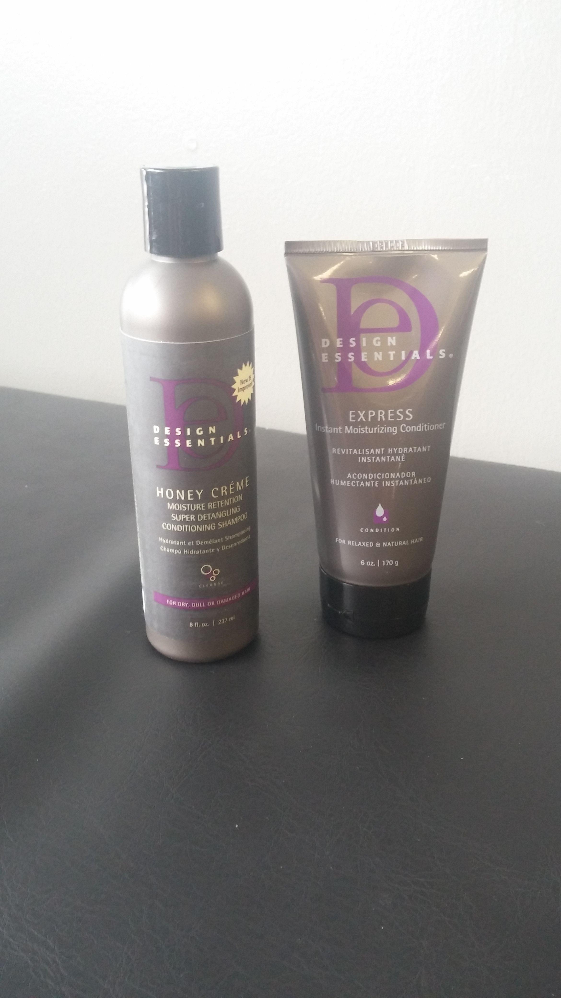 Design Essentials Honey Creme Conditioning Shampoo And Express