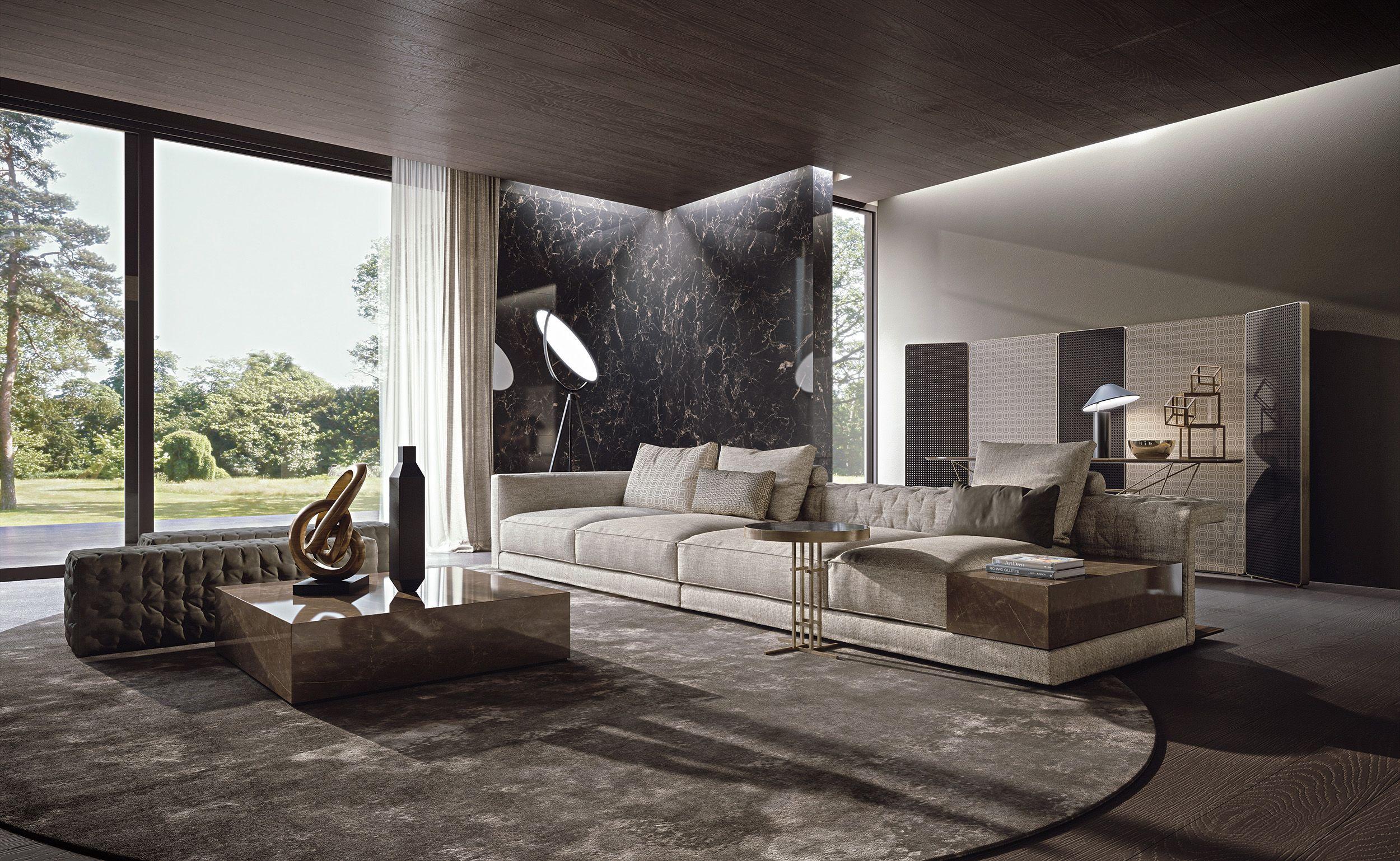 Miller Plain Miller Quilt Sofa Contemporary Furniture Design Furniture Design Contemporary Living Room