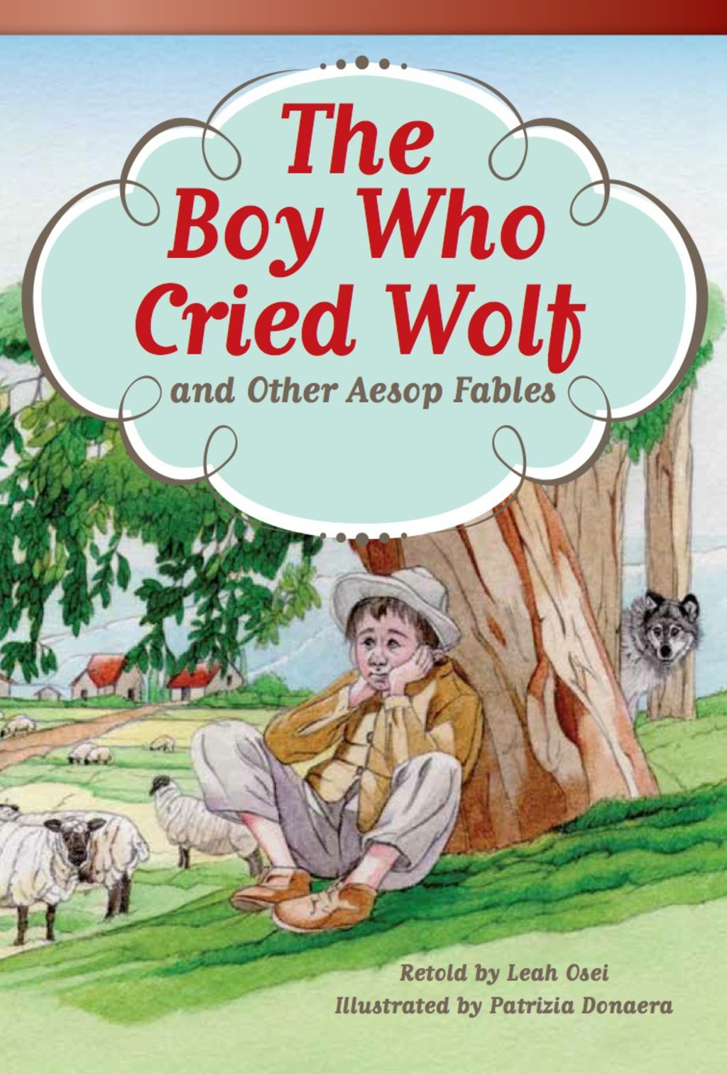 The Boy Who Cried Wolf And Other Aesop Fables Ebook