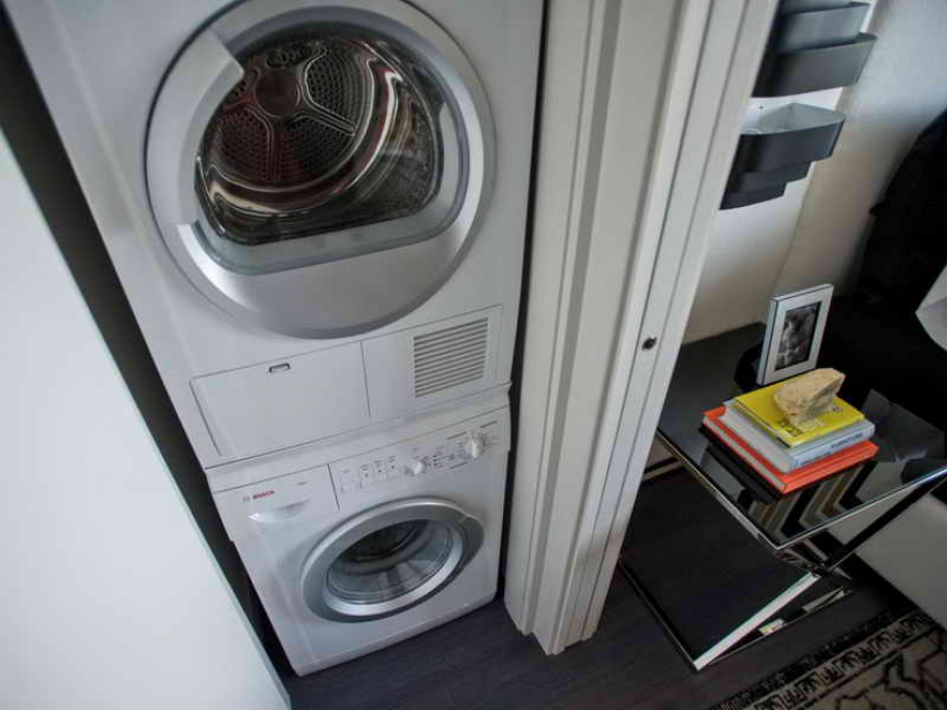 Apartment Washer Dryer Combo Ventless Portable | Off Grid n ...
