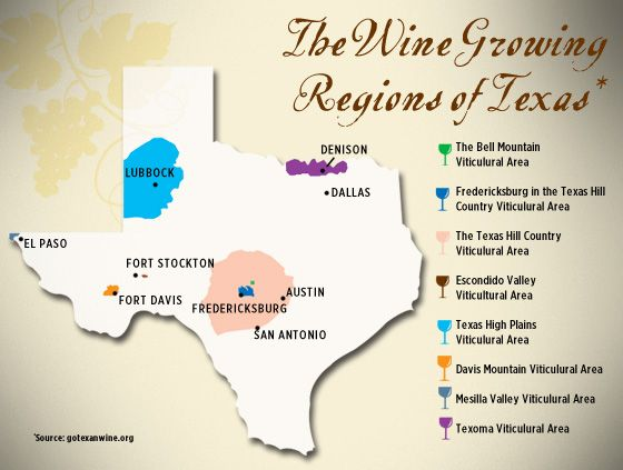 All You Ever Wanted To Know About Texas Wine And More Texas