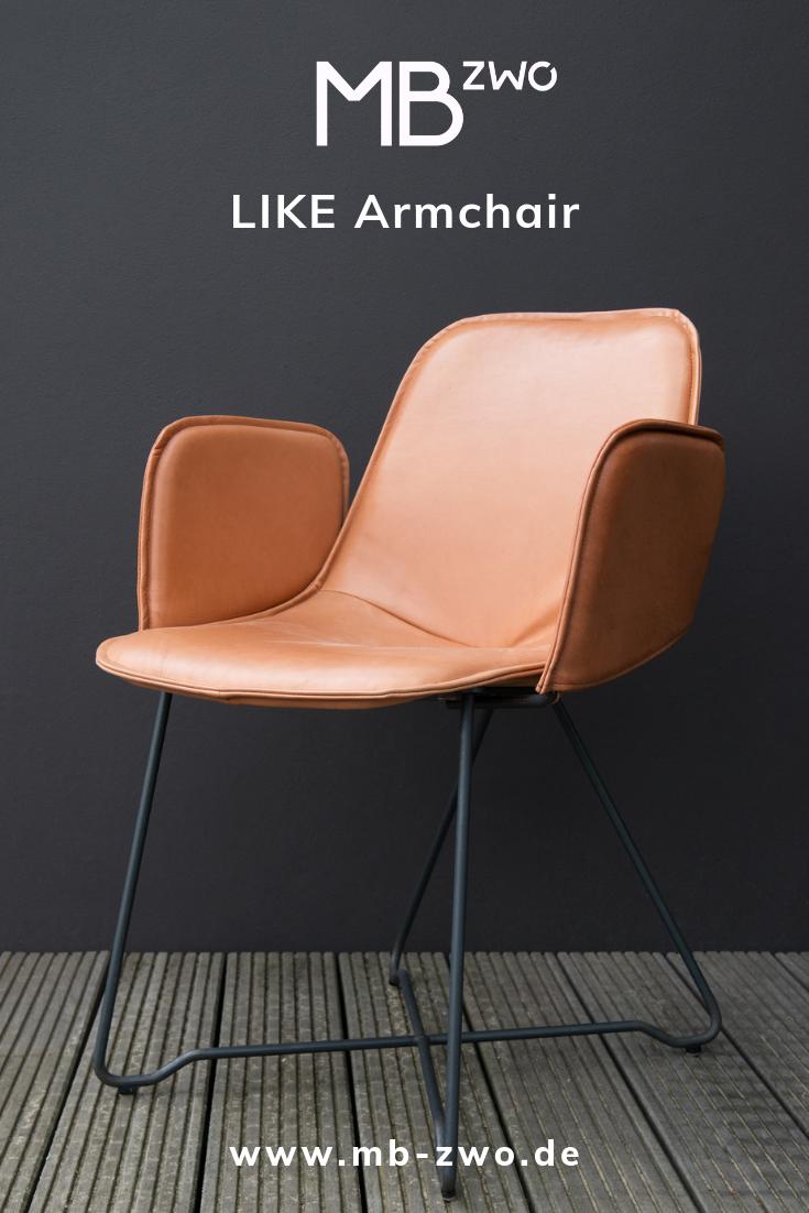 Like Leather Mit Armlehne Designer Stuhl Armlehne Stuhl Filigran Stuhl Mit Armlehne Stuhl Design Armlehnen