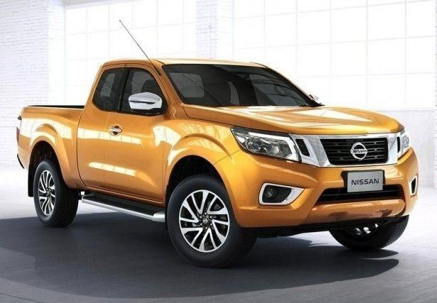 2016 Nissan Frontier New Designed Concept Nissan Navara Nissan Frontier Nissan Xterra