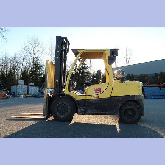 Capacity: 22,500 lbs Forklift weight: 22,880 lbs  7 in  x 60 in
