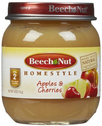 Beechnut Stage 2 Apples Chicken 4oz Pack Of 10 Click Image For