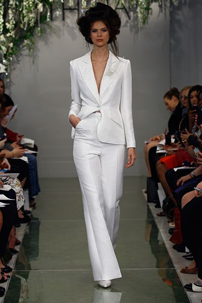 Trouser Suit For A Wedding