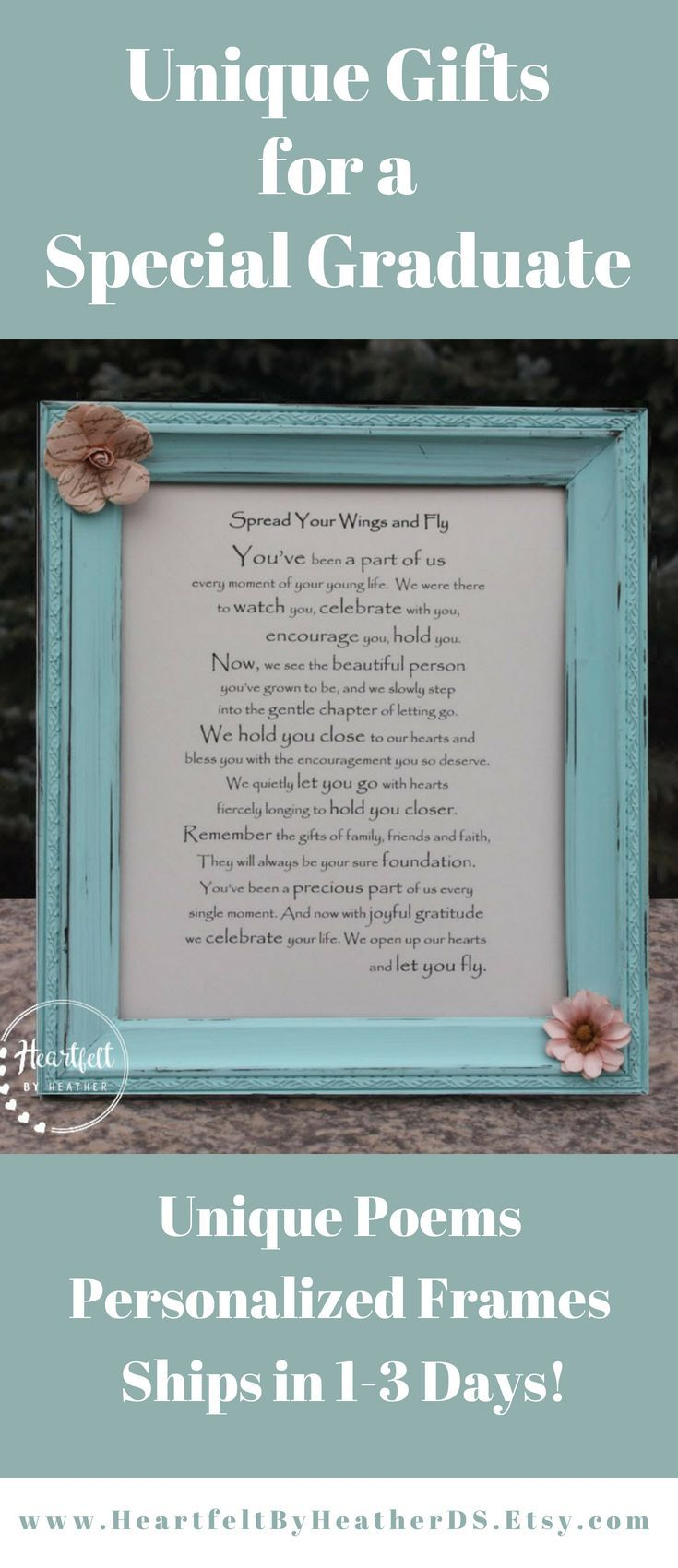 College Graduation Gift Ideas For Son: Personalized Graduation Gift For Child High School Grad