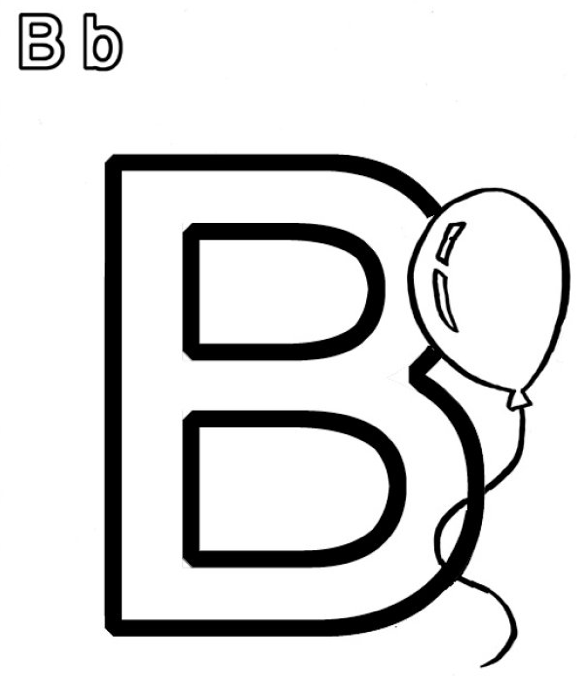 Letter B Printables For Toddlers - 1000 ideas about Letter Tracing ...
