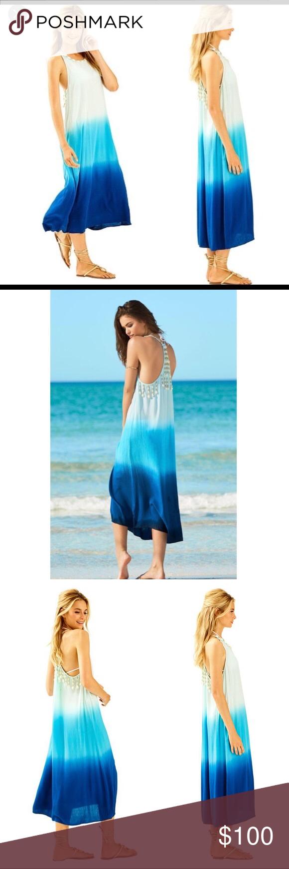 36816edfab Ombré Kenli Midi Coverup Bundles available! (J) Lilly Pulitzer Dresses