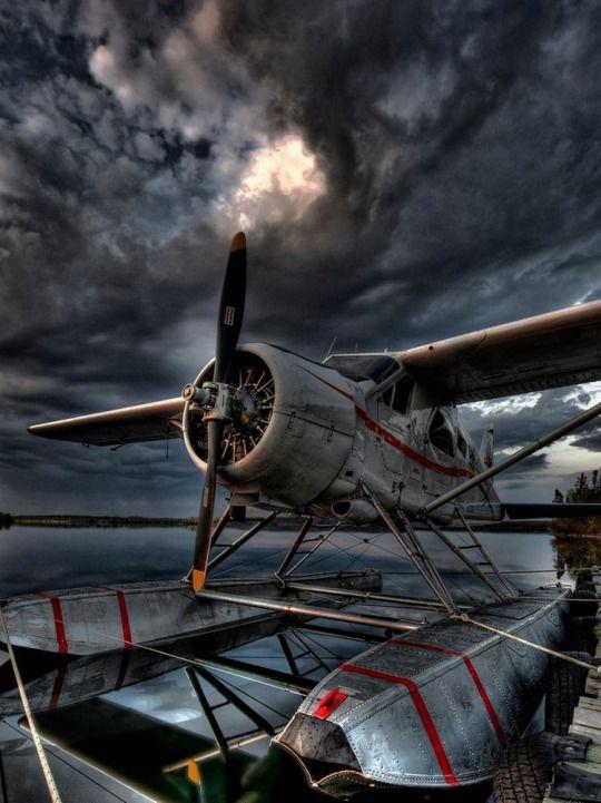 Vintage de aircraft havilland