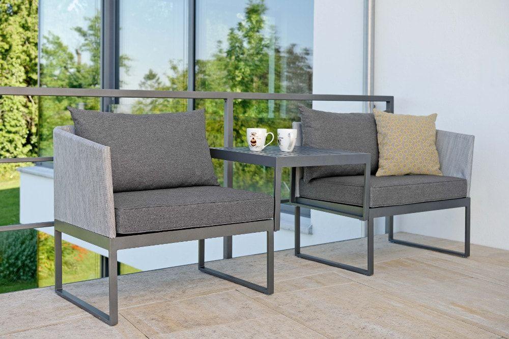 City Lounge Donna Für Terrasse Und Garten Von Stern Möbel   Terrassentrends  2017