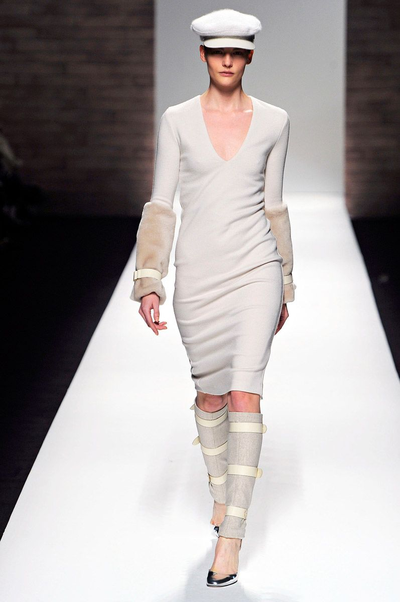 MaxMara.  Love the dress.  Only the dress