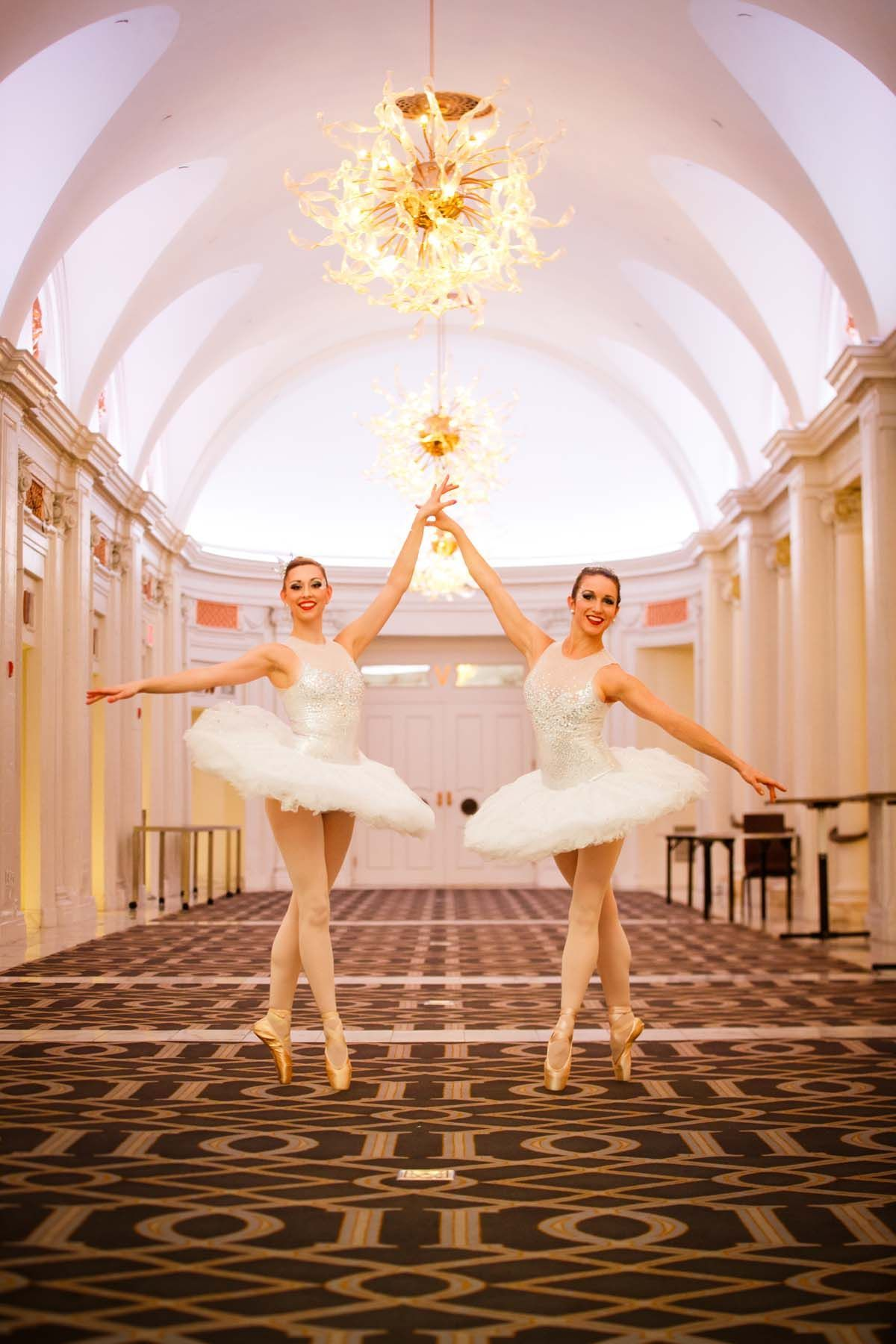 A show-stopping Nutcracker ballet performance at our Living Grand for the Holidays event at Grand Hyatt New York.