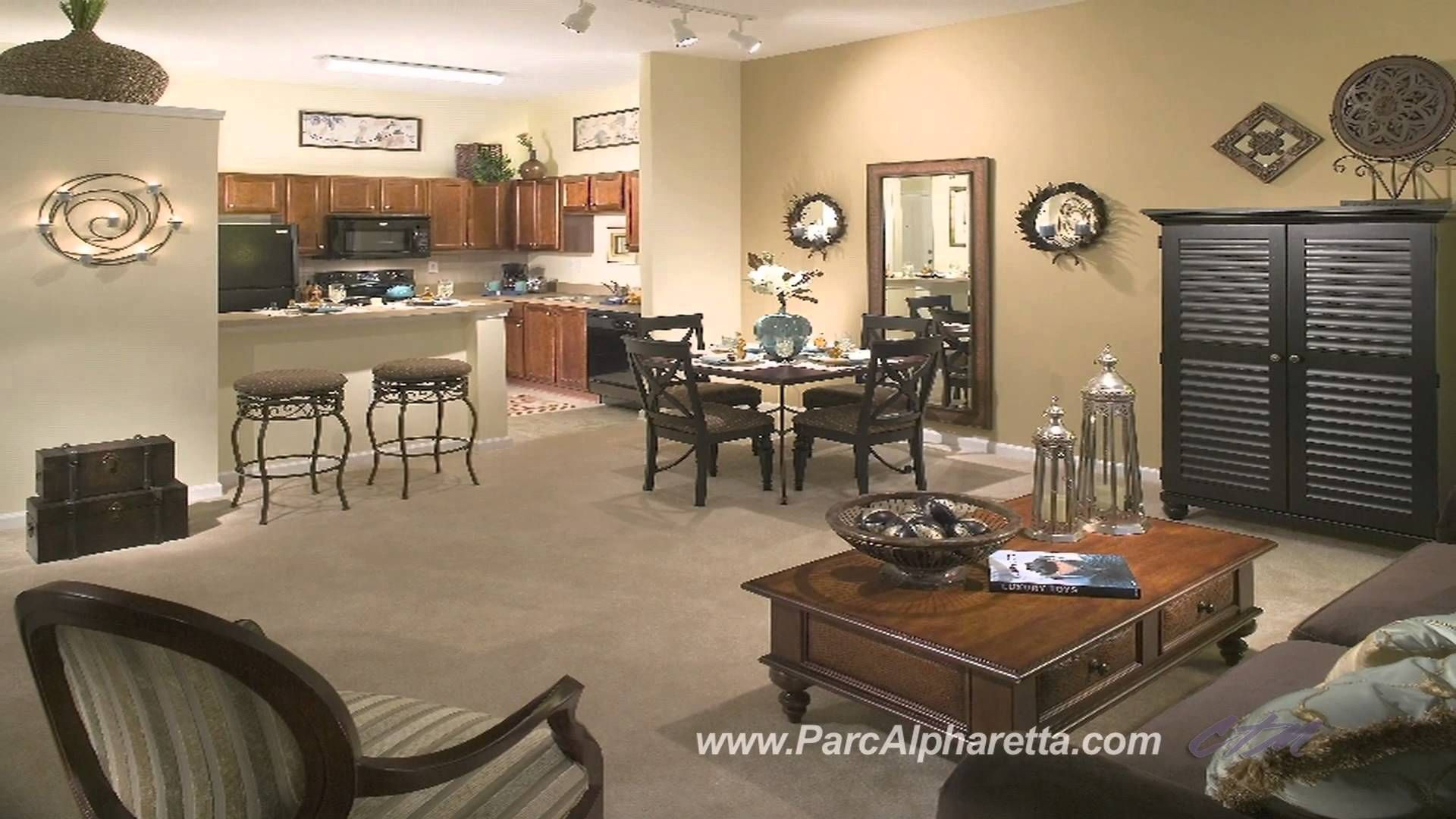 Parc Alpharetta 1 Bedroom Alpharetta Ga Apartments Waterton With Images Apartment Bedroom Home