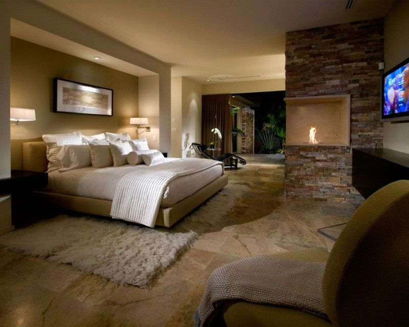 Showcase Of Bedroom Interior For Couples | Modern master ...