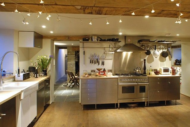 Accessorise with Lights. Lights For KitchenIn ... & Accessorise with Lights | Kitchen design Shabby chic wallpaper ... azcodes.com