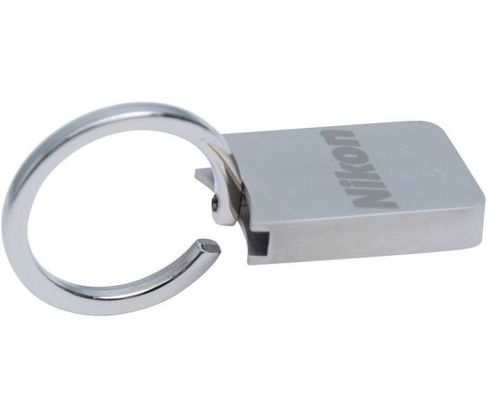 Porte-clés rectangle Nikon - Nikon Store