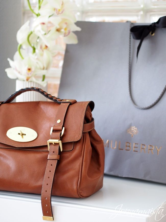 78fb77741058 Mulberry Alexa…We adore you! http   bobags.com.br